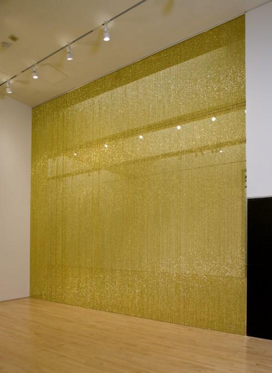"Felix Gonzalez-Torres, ""Untitled"" (Golden), 1995"