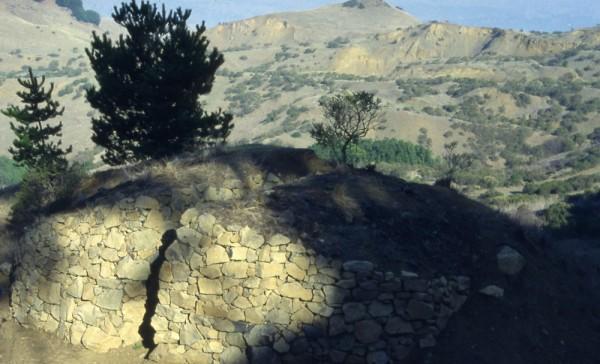 Dennis Leon, Sibley Mound, 1980