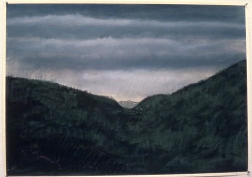 Dennis Leon, _Sibley Mound #14_, 1980