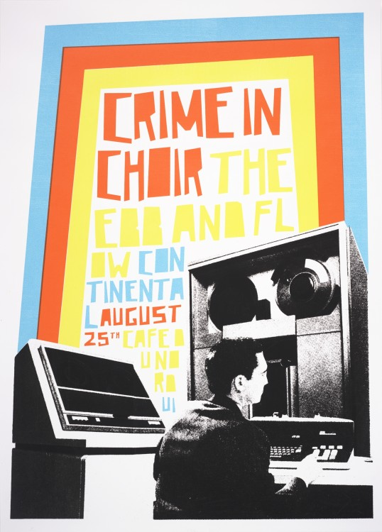 Urban Inks, Crime in Choir, the Ebb and Flow, Continental; Cafe du Nord; August 25, 2004, 2004