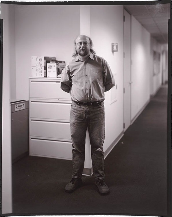 Judith Joy Ross, James Gosling, Inventor of Java, Silicon Valley 2000, 2000