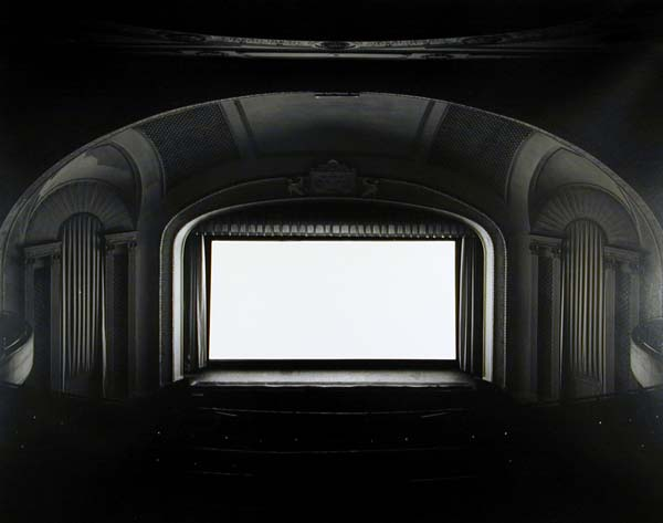 Hiroshi Sugimoto, U.A. Playhouse, Great Neck, New York, 1978