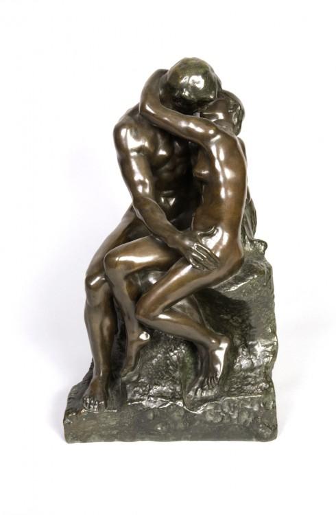Auguste Rodin, Le Baiser (The Kiss), 1898-1918