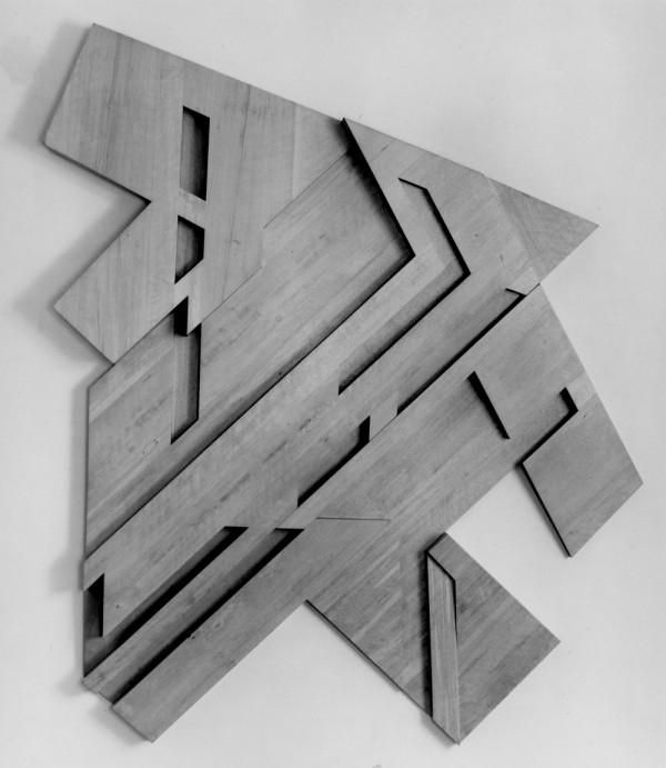 Frank Stella, Bechhofen, 1972