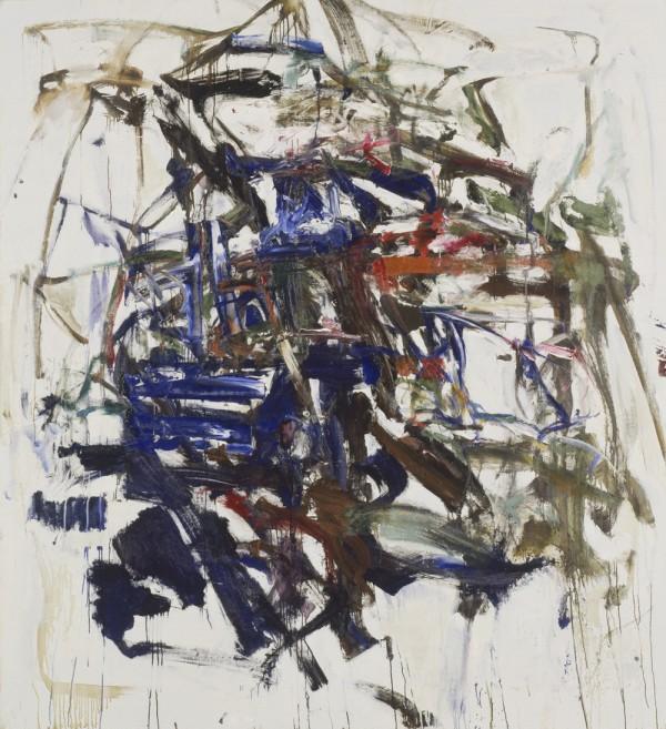 Joan Mitchell, Untitled, 1960