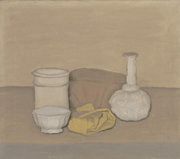 Giorgio Morandi, Natura morta (Still Life), 1952