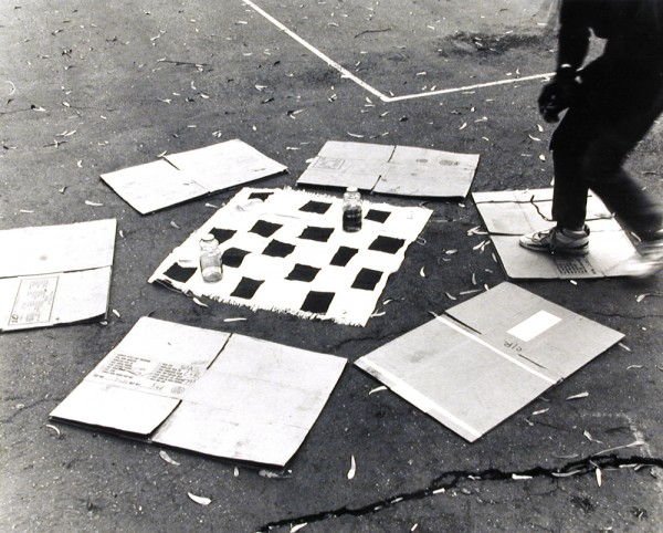 Lewis Watts, Joe's Installation, West Oakland, 1993