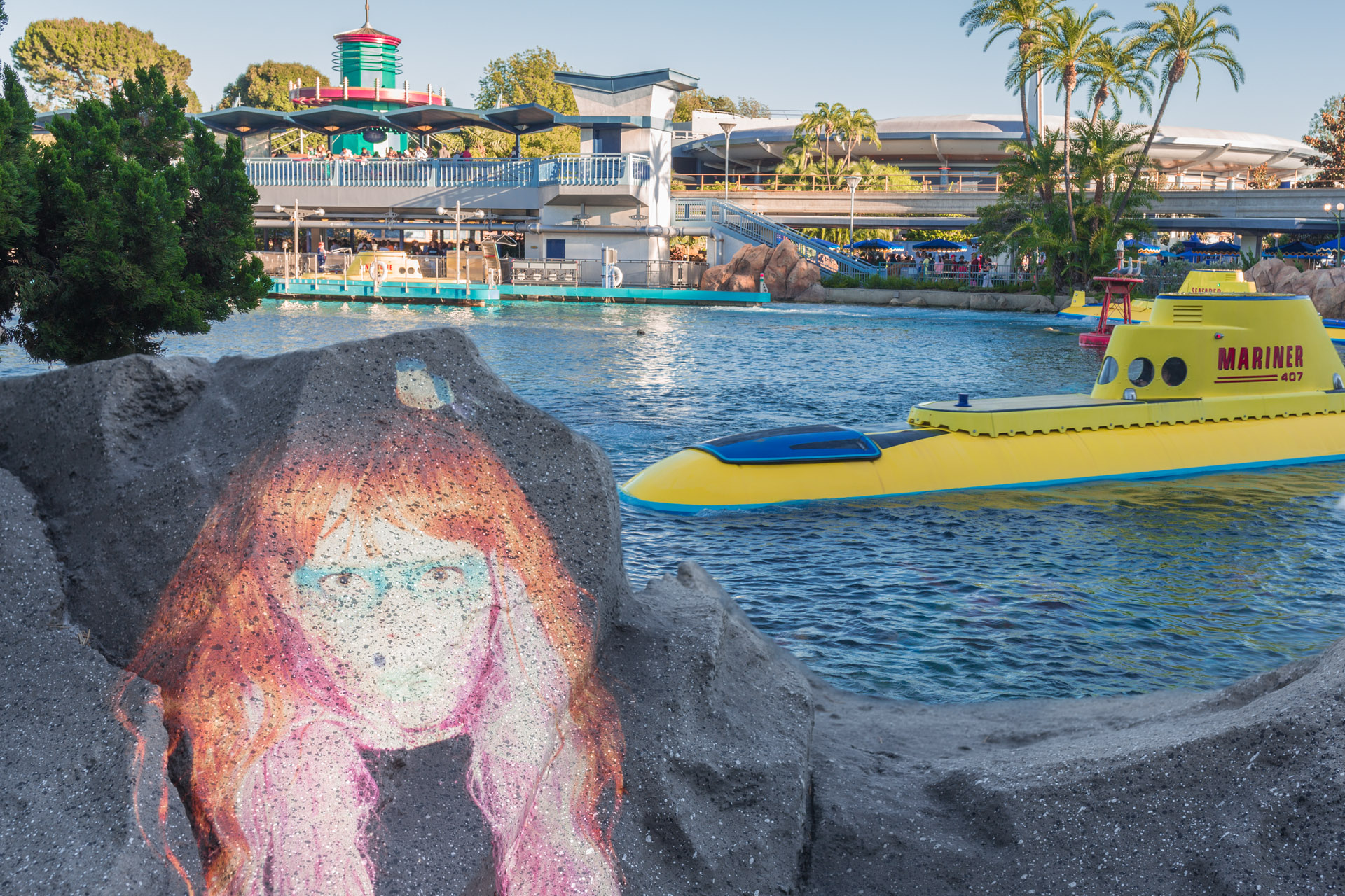 3-3 Bring the Mermaids Back [Tomorrowland]
