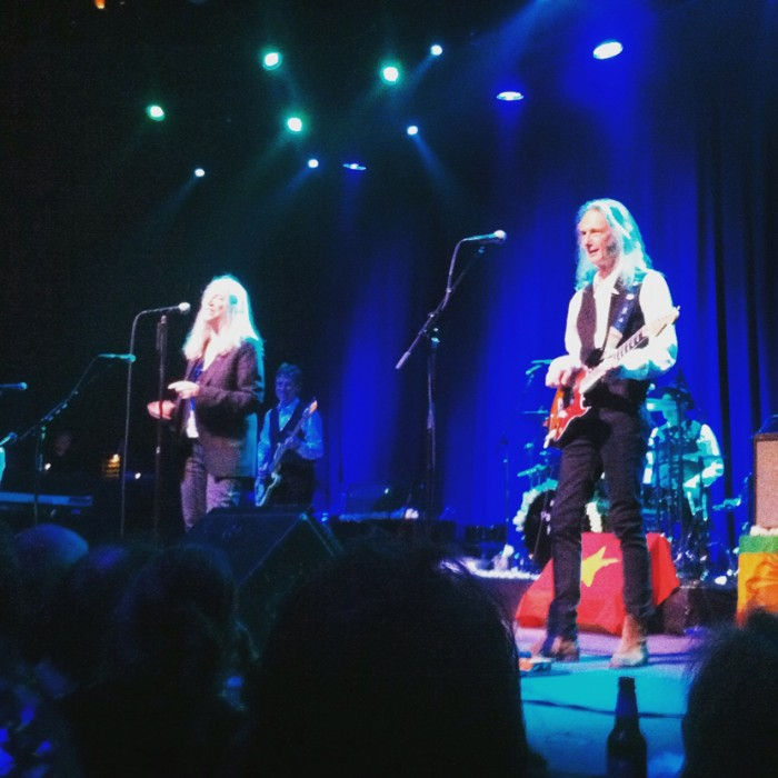 Truly Totally Ready to Go: A New Year's Eve with Patti Smith