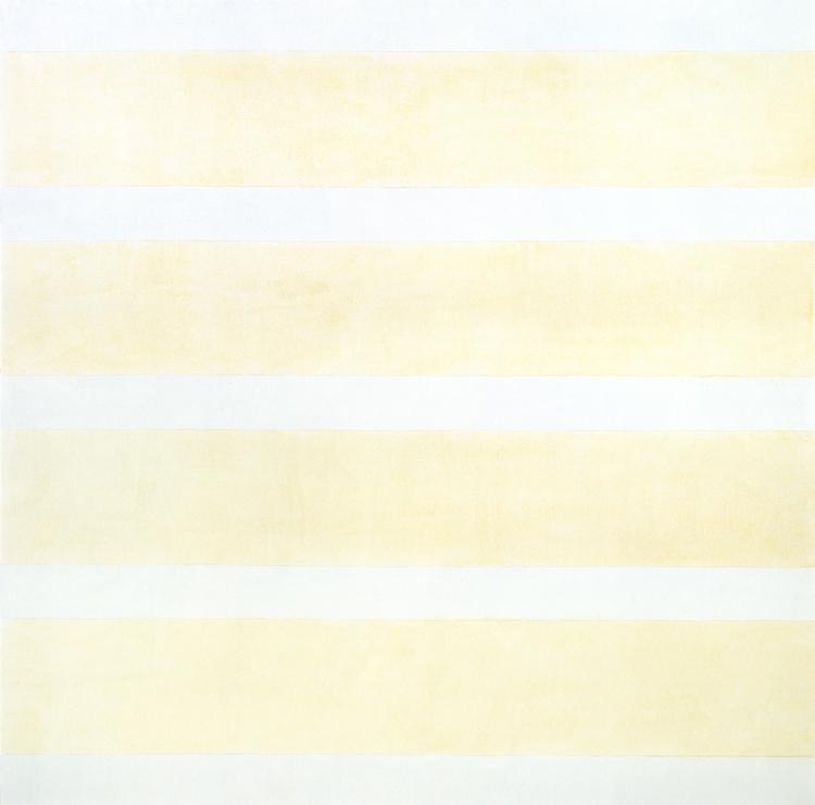 Agnes Martin, Untitled #7, 1998