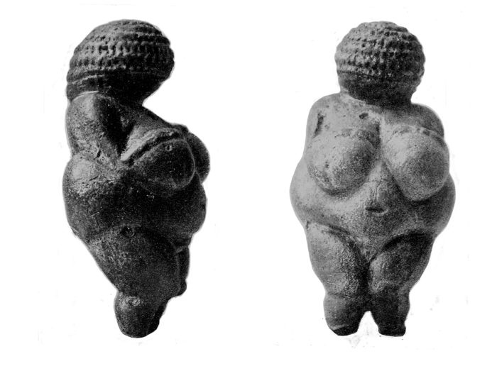 Venus of Willendorf, Paleothic figurine