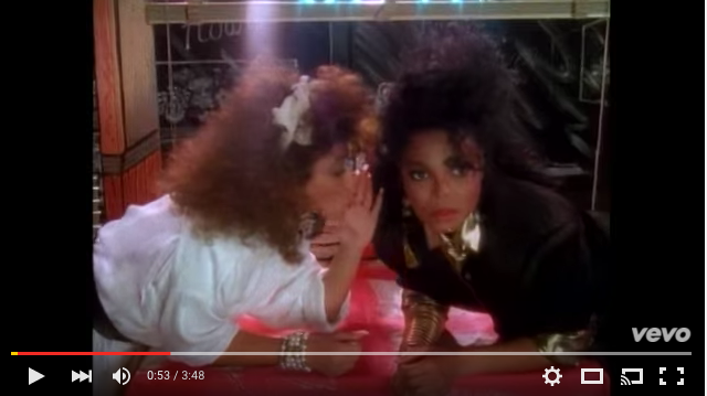 The Dream of the Dance: Meditations on Janet Jackson's early music videos