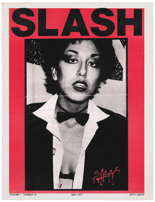 Slash Vol. 1, Issue 10. Courtesy Hat & Beard Press.