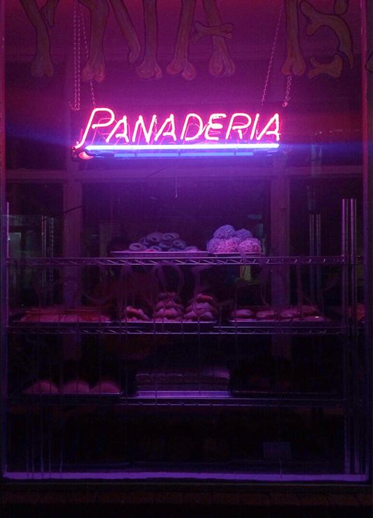 La Reína Panadería, 24th and Folsom.