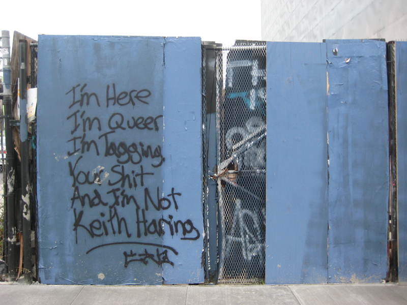 Writing's on the Wall – how SF provides its social commentary.