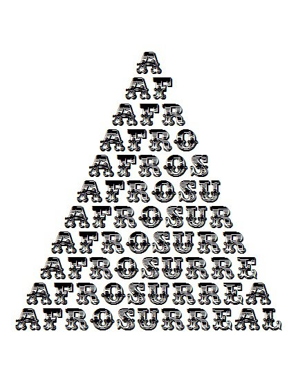 The Afrosurreal Manifesto: A Living Document