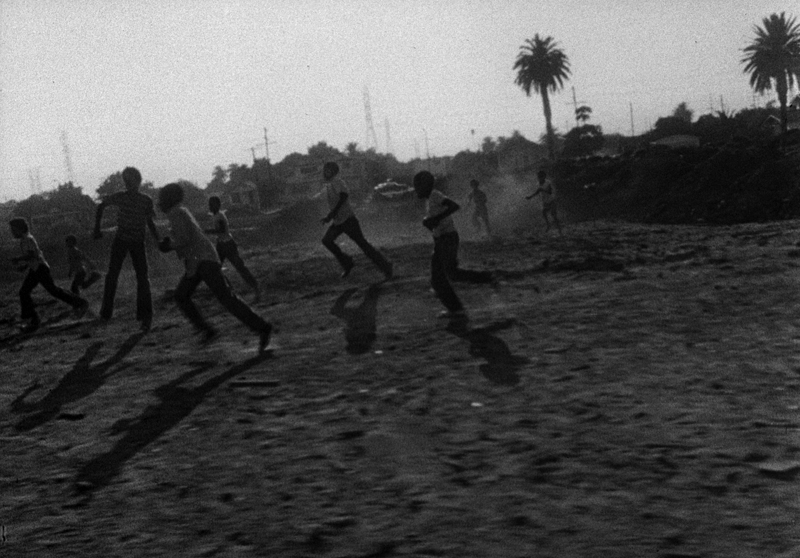 From Charles Burnett's Killer of Sheep, 1977.