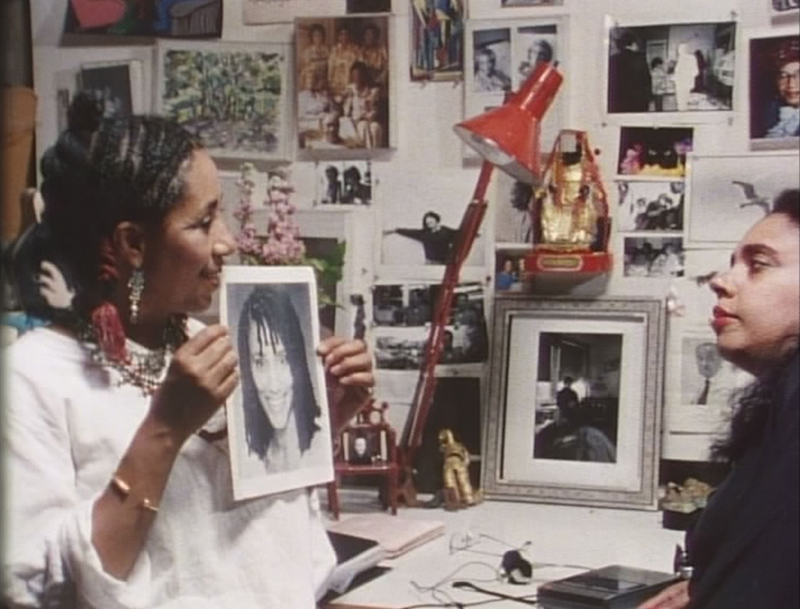 Camille Billops and James Hatch, Finding Christa (1992), 55:00. Courtesy of Third World Newsreel.
