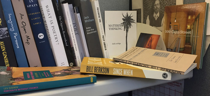 What He Loved: On Bill Berkson and Lev Ozerov