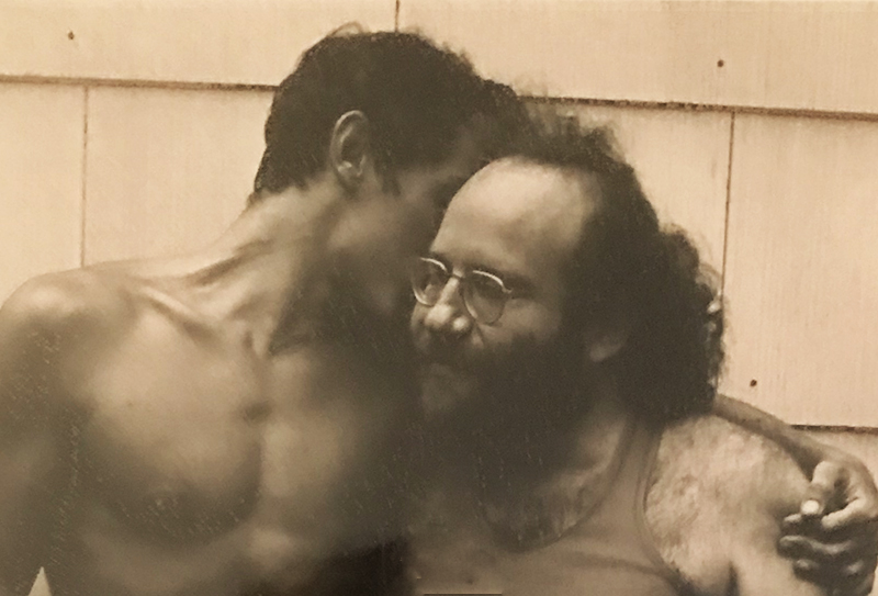 David Denby and David Melnick, ca. 1970s.