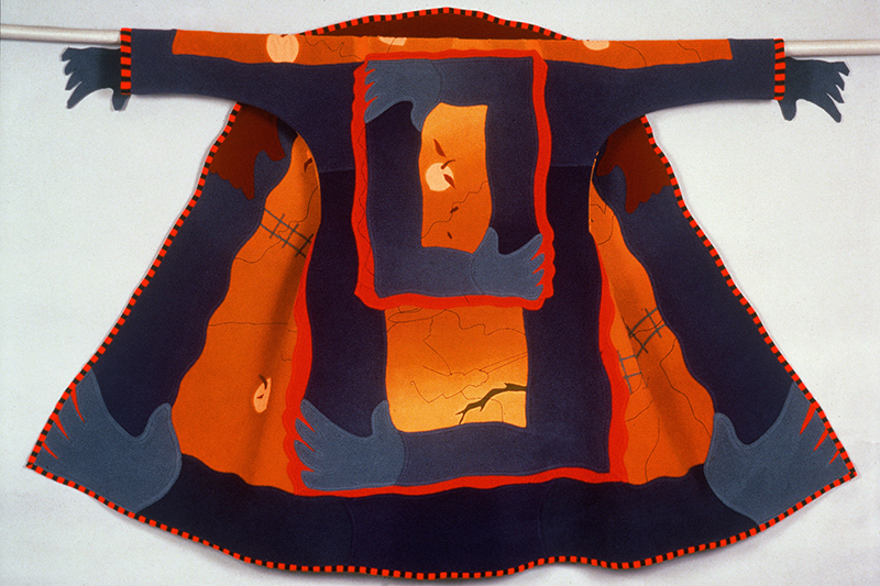 Jean Cacicedo, Coat of Arms, 1994.