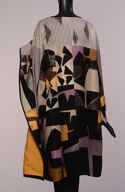 Ana Lisa Hedstrom, Pieced Coat, c. 1980