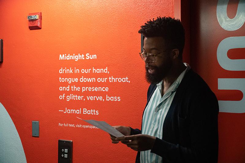 Jamal Batts, Midnight Sun