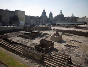 [旅游]墨西哥市发现史前阿兹提克陵寝!?