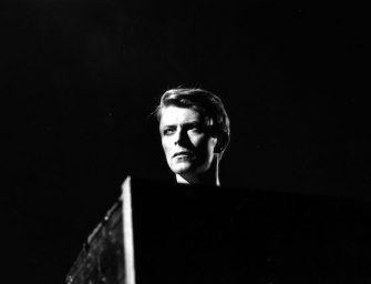 R.I.P. 英國傳奇華麗搖滾教父大衛鮑伊不幸去世