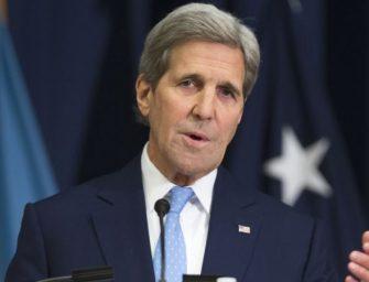 克里国务卿宣布扩大美国难民项目