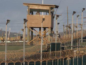 美国向阿曼转移关塔纳摩湾在押人员