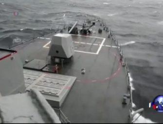 海峡论谈:南中国海不太平:台邀外媒登岛 中拟继续造岛
