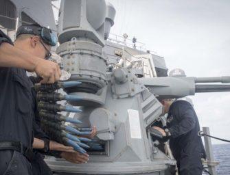 美议员称中国造岛和军事化已成功威慑美军