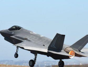澳洲空军司令:第五代战机将颠覆亚太安全格局