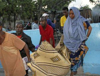 索马里肯尼亚恐袭造成16人丧生