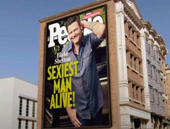 太搞笑!今年的全球最性感男星這樣凌虐2014冠軍魔力紅主唱Adam!