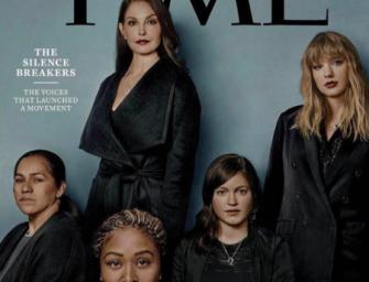 Taylor Swift再次展現女性強權!登TIME雜誌封面!