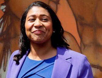讓我們一起慶祝舊金山史上首位非裔市長——London Breed!