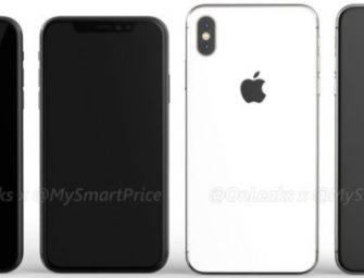 蘋果 iPhone X Plus 顯示屏將有 6.4 英吋——也太大了吧