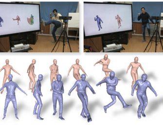 美國研製全新人體運動追蹤系統,穿多厚的衣服都擋不住