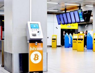 荷蘭阿姆斯特丹國際機場已經有比特幣 ATM 機了