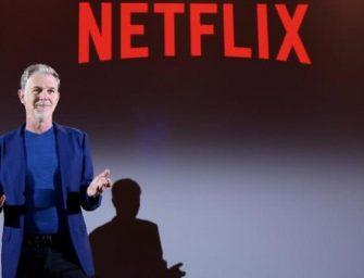 網絡視頻 Netflix 成為美國最受歡迎的電視服務