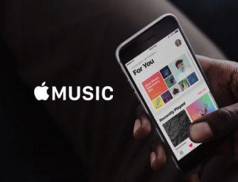 蘋果音樂用戶數量正式超過 Spotify