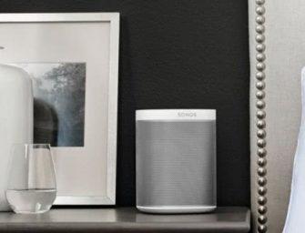 知名音箱品牌 Sonos 也要上市了嗎?