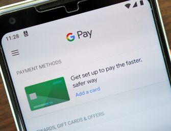 Google 的移動支付應用 Google Pay 將允許用戶匯錢和管理票務