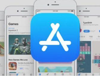 2018 上半年蘋果 App Store 用戶消費超過 200 億美元