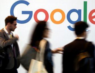 谷歌因垄断指控被欧盟罚款50亿美元