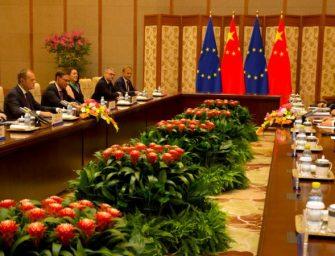 分析:中国寻求强化与欧盟经贸关系以应对美国关税威胁