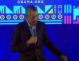 奥巴马访问非洲 呼吁年轻人参与政治