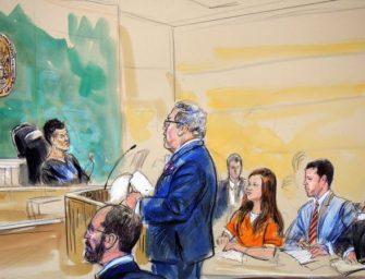 法官拒绝保释被控为俄罗斯代理人的女子
